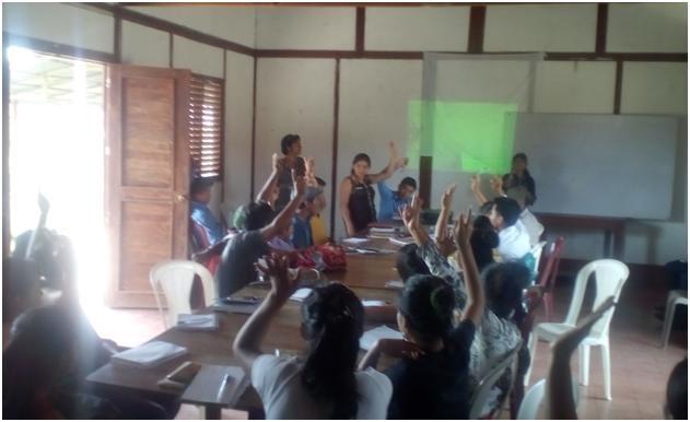 Juventud de Ixcán fortaleciendo su incidencia en espacios Municipales