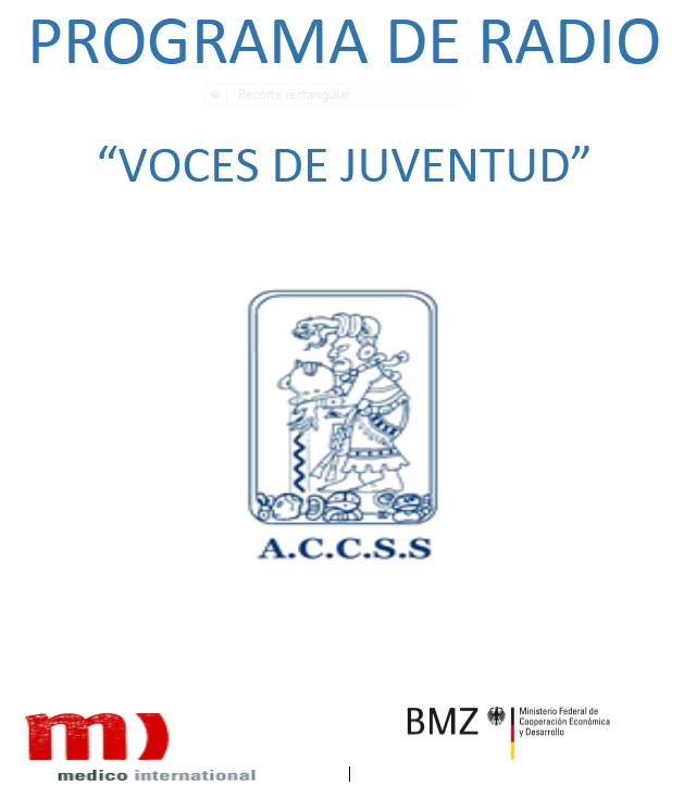 """Programa de Radio """"Voces de Juventud"""" 30/06/2017"""