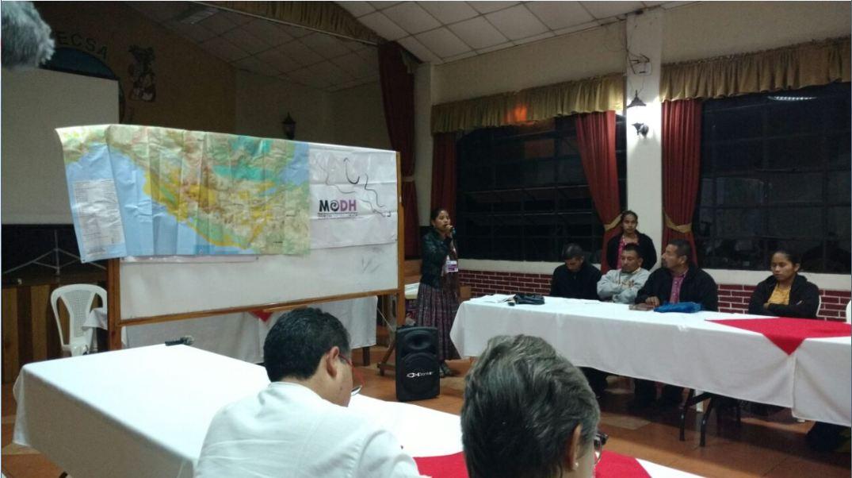 Observación de Derechos Humanos de Guatemala y México