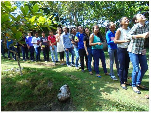 Con Motivación Jóvenes participan en el primer Módulo del Diplomado DESCA