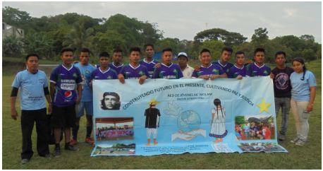 Resultados de las eliminatorias deportivas realizadas por la Red AK'Molan rumbo al Festival de la Juventud 2017