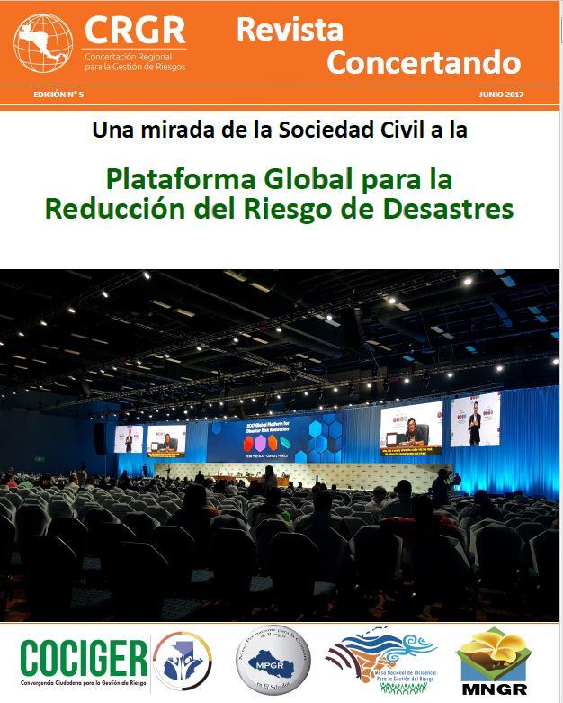 Plataforma Global para la Reducción  del Riesgo COCIGER