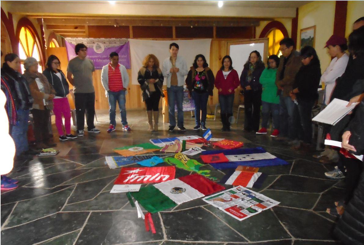 Encuentro Mesoamericano de Educadores y Educadoras Populares 2017