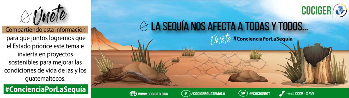 Conciencia por la Sequía