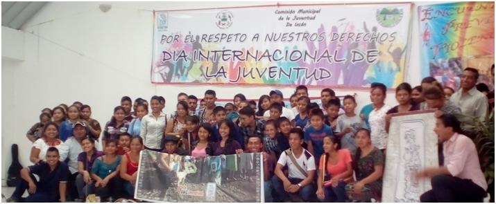 Jóvenes de Ixcán Construyendo su Futuro