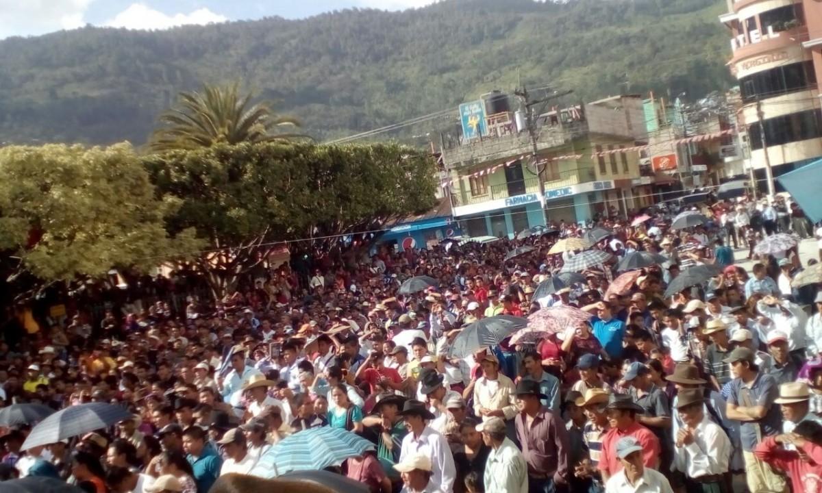 Experiencia Vivida en Santa Cruz Barillas