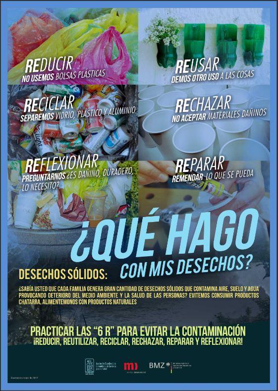 Spot Radial «Desechos Solidos» español