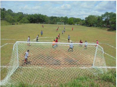 La Red Juvenil Ak'Molan agradece la participación de las 33 comunidades que participaron en las eliminatorias deportivas