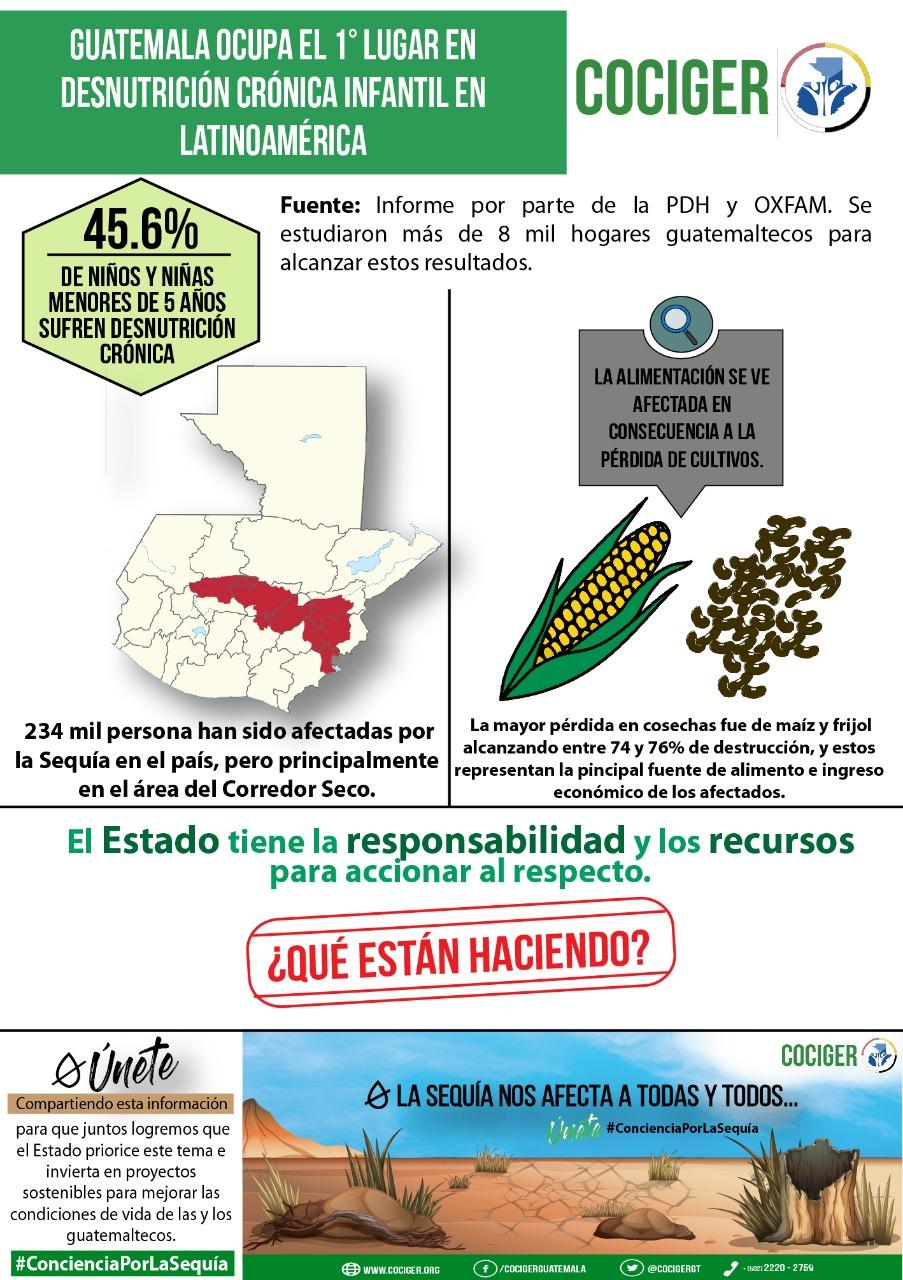 Desnutrición crónica Infantil en Latinoamérica